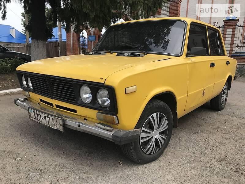 Седан ВАЗ 2106 1985 в Первомайске