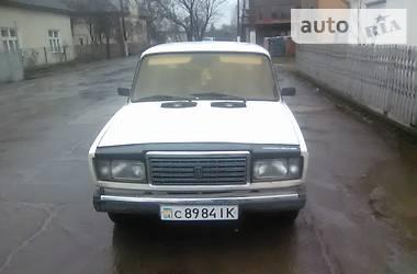 ВАЗ 2107 1992 в Иршаве
