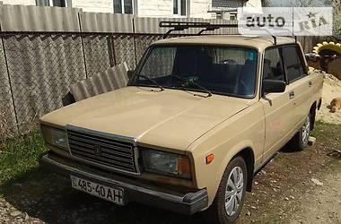 ВАЗ 2107 1985 в Днепре