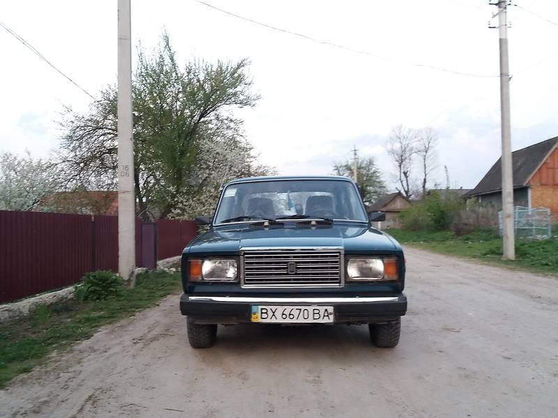 ВАЗ 2107 2003 в Теофиполе