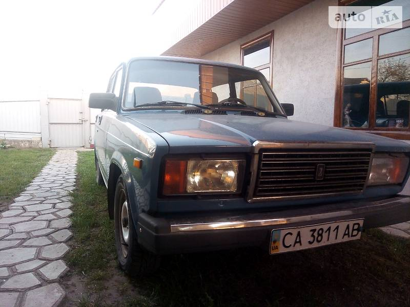 ВАЗ 2107 2005 в Черкассах