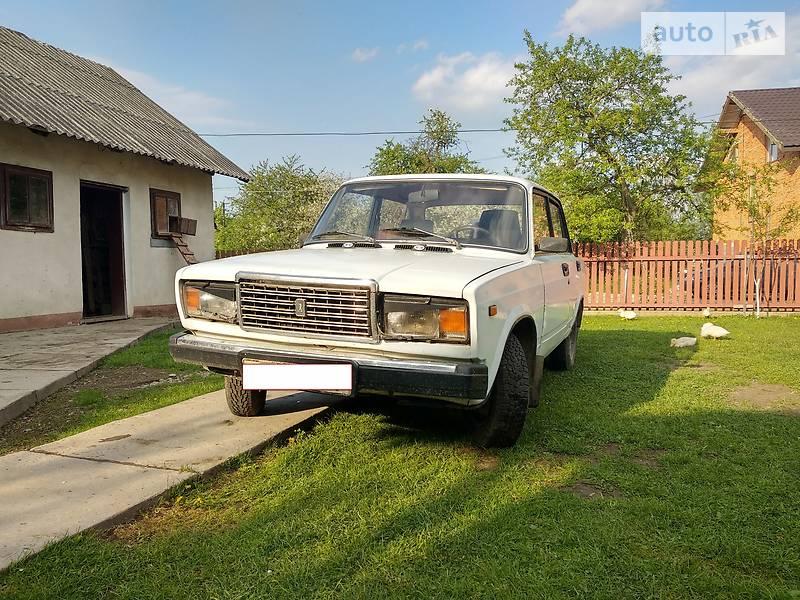 ВАЗ 2107 1985 в Богородчанах