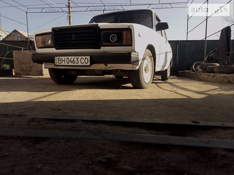 ВАЗ 2107 1995 в Одессе