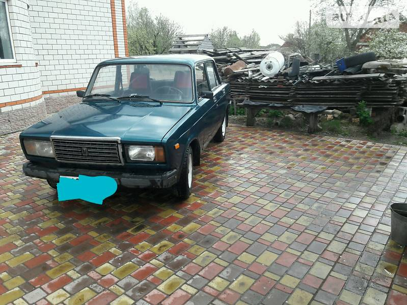 ВАЗ 2107 1989 в Коростене