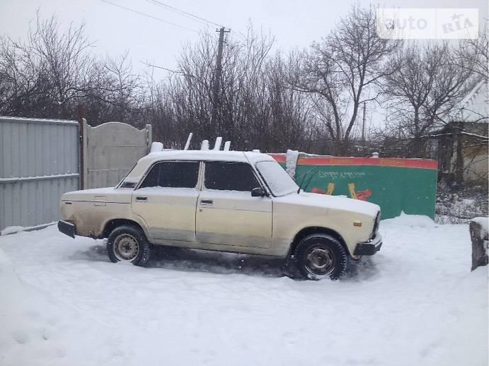ВАЗ 2107 1989 в Харкові