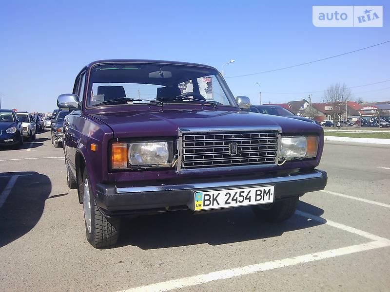 ВАЗ 2107 1997 в Ровно