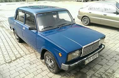 ВАЗ 2107 2002 в Ивано-Франковске