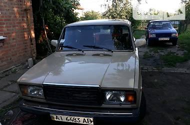 ВАЗ 2107 1988 в Хмельнике