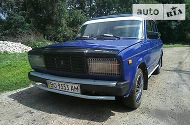 ВАЗ 2107 1984 в Теребовле