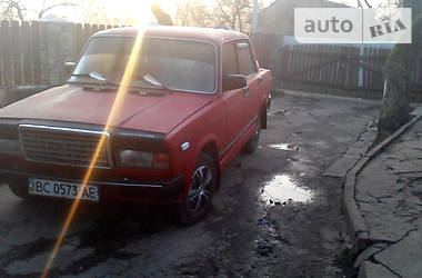 ВАЗ 2107 1986 в Львове