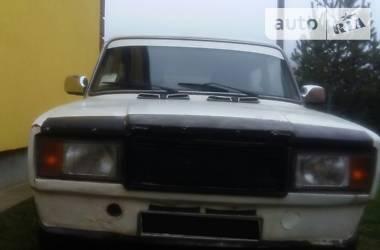 ВАЗ 2107 1997 в Ивано-Франковске