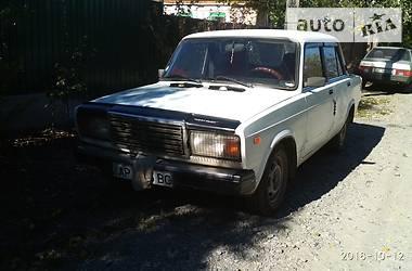 ВАЗ 2107 1988 в Запорожье