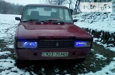 ВАЗ 2107 1992 в Вижнице