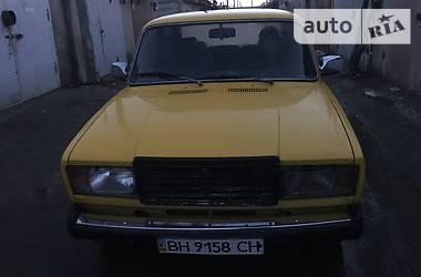 ВАЗ 2107 1986 в Одессе