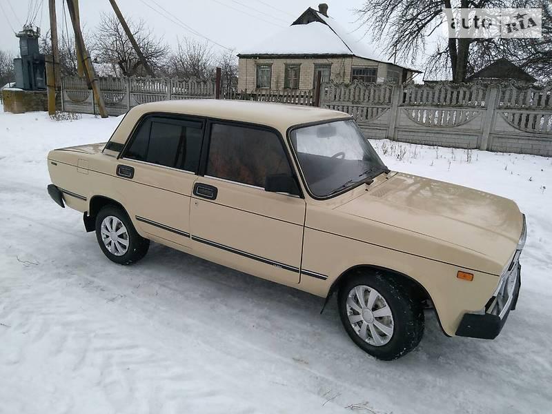 Lada (ВАЗ) 2107 1984 года в Луганске