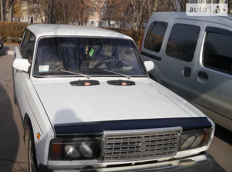Lada (ВАЗ) 2107 1996 года в Полтаве