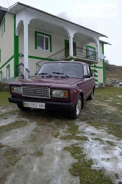 Lada (ВАЗ) 2107 2002 року в Тернопілі