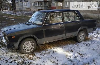 ВАЗ 2107 1986 в Сокале