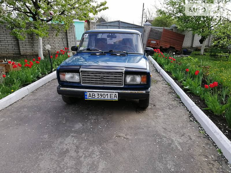 Седан ВАЗ 2107 2004 в Козятині