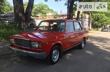 ВАЗ 2107 1985 в Каменском