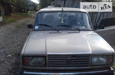 ВАЗ 2107 1987 в Калуше