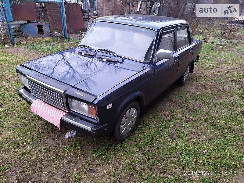 ВАЗ 2107 1990 в Броварах