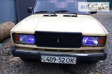 ВАЗ 2107 1988 в Одессе