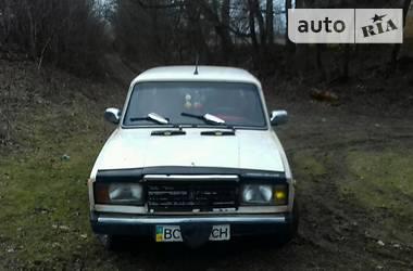 ВАЗ 2107 1987 в Бережанах