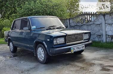 Седан ВАЗ 2107 1999 в Львове