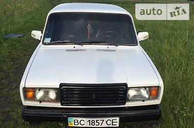 ВАЗ 2107 1986 в Буську