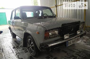 ВАЗ 2107 1990 в Желтых Водах