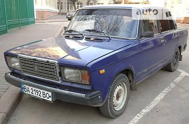 ВАЗ 2107 1996 в Кропивницком