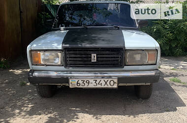 ВАЗ 2107 1988 в Харькове