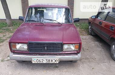 ВАЗ 2107 1988 в Христиновке