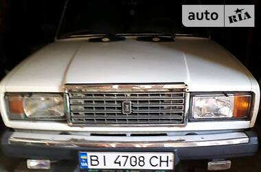 ВАЗ 2107 1987 в Кременчуге