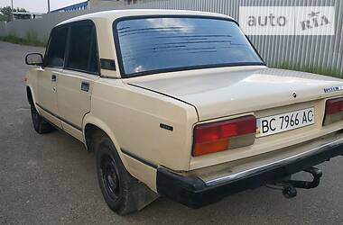 ВАЗ 2107 1993 в Стрые