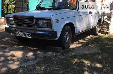 ВАЗ 2107 1989 в Ладыжине