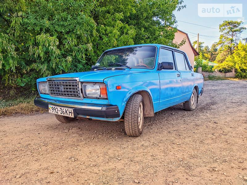 ВАЗ 2107 1991 в Тернополе