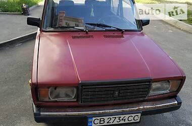 ВАЗ 2107 1991 в Чернигове