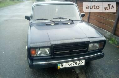 ВАЗ 2107 1992 в Ивано-Франковске