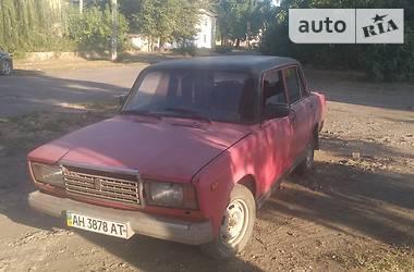 ВАЗ 2107 1991 в Селидово