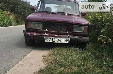 ВАЗ 2107 1991 в Городке