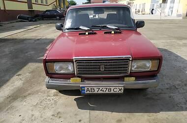 ВАЗ 2107 1989 в Ильинцах