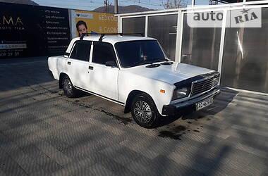 ВАЗ 2107 2005 в Сваляве