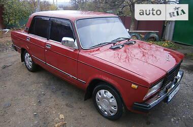 ВАЗ 2107 2006 в Новоукраинке