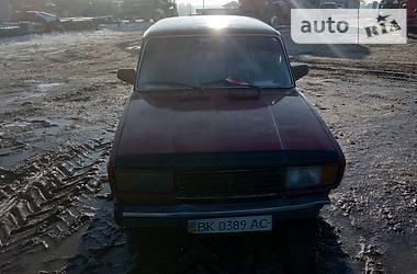 ВАЗ 2107 1988 в Луцке