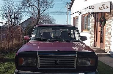 Седан ВАЗ 2107 2004 в Львове