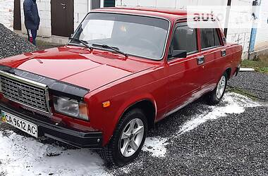 ВАЗ 2107 1992 в Шполе