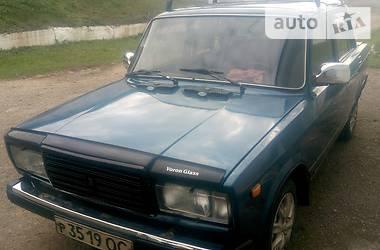 Седан ВАЗ 2107 1991 в Ивано-Франковске