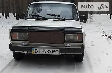 ВАЗ 2107 1991 в Глобине